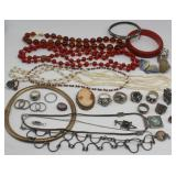 JEWELRY. Assorted Ladies Jewelry Inc. Sterling.