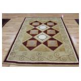 Vintage Designer Carpet.