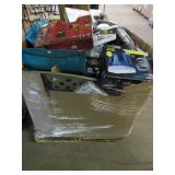 Large Mixed Home Improvement Smalls Gaylord Pallet