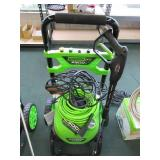 Greenworks 2300 PSI Powerwasher.