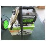 Greenworks 1700 PSI Powerwasher. NonWorking