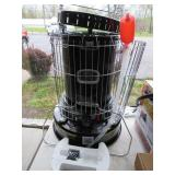 Dyna-Glo Kerosene Heater Needs assembled