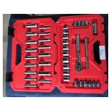 Craftsman 40pc Sae/Metric Socket Set