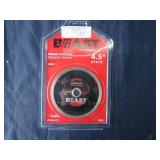 "Beast by Lackmond 4.5"" Cutting Blade"