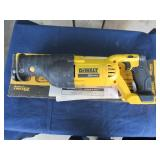 Used Dewalt 20v Cordless Reciprocating Saw