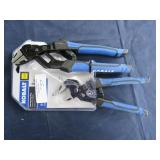 Kobalt Self Adjusting Pliers 2pc