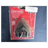 Craftsman Oscillating Sanding Assortment