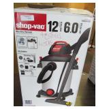 Shopvac 12 Gallon Wet/dry Vac Turns On