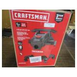Craftsman 4 Gallon Wet/Dry Vac Turns On