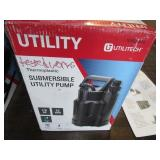 Utilitytech Submersible Utility Pump
