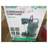 Zoeller Submersible Pump Not Working