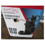 Utilitytech Submersible Sump Pump