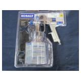 Kobalt Latex Paint Spray Gun