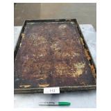 (4) FULL SIZE SHEET PANS