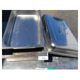 CHAFER PAN W/ FOOD PAN & DOME LID