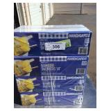 """(4) NEW CASES OF 10"""" BAMBOO SKEWERS"""