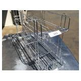 #10 CAN RACK TO GO ON SHELF OR COUNTER TOP
