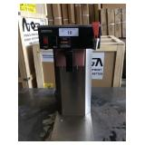 NEWCO AIRPOT COFFEE BREWER W/ HOT WATER TAP