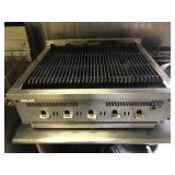 """WOLF 31"""" CHAR BROILER. PROPANE. WORKING GREAT!"""