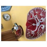 SOMBRERO COLLECTION SET OF 7