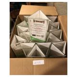 BOX OF ACRYLIC TABLE TOP DISPLAYS