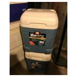 2 ROLLING COOLERS, GREAT COND.