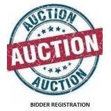 Bidder Registration Information