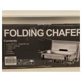 Atosa Professional Folding Chafer, New In Box