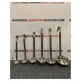 Crestware Stainless Steel Ladles