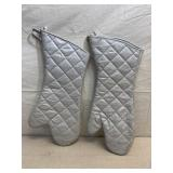 (2) Challenger Silicone Oven/freezer Mitts