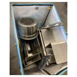 Assorted Stainless Steel Items
