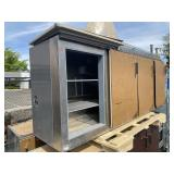 Cabinet Cooler/freezer 4 Pieces