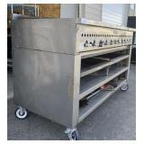 """60"""" Vulcan Natural Gas Char Broiler"""