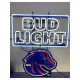 Bud Light / Bsu Neon Sign