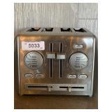 Cuisinar 4 Bagel Slot Dual Toaster