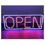 Electric Everbrite Light Up Open Sign