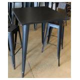 """(1) Flash Furniture 31.5"""" Square Bar Height Table"""