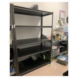 5 Tier Metal Shelf