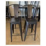 "(4) Flash Furniture Commercial Grade 30"" Barstool"