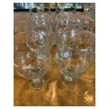 (6) Whiskey Glasses