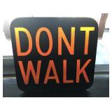 Mccain Electric Walk / Do Not Walk Sign