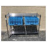2 Tier Stainless Steel Storage Rack
