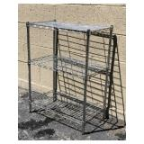 Stainless Steel Rack & Rack Shelf