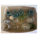 Assortment Of Glass Ware