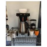 Bunn Smart Wave & Mr Coffee Maker