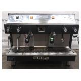 Astra mega espresso machine
