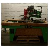 Ruvo Automatic Door Boring Machine