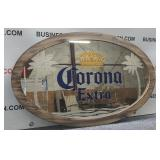 Corona Extra Glass Etched Mirror/picture