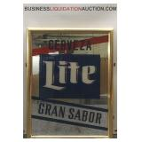 Gran Sabor Glass Etched Mirror/picture