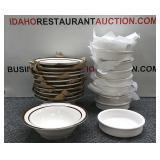 19 Small Glass Restaurant Bowls